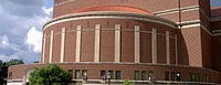 Elliott Hall of Music (ELLT) is one of Purdue Graduate Bucket List.
