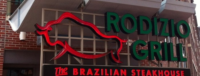 Rodizio Grill is one of daTurk - Downtown Lunch (Independents).