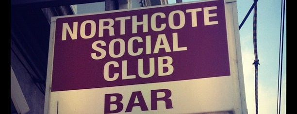 Northcote Social Club is one of Love In Dear Melbourne.
