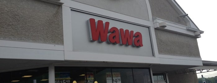 Wawa is one of Restaurant s.