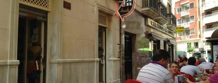 Café-Bar Marsella is one of Comer bien.