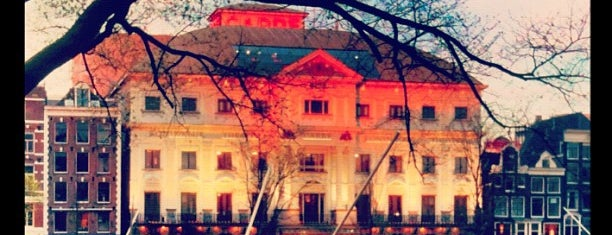 Koninklijk Theater Carré is one of Prive.