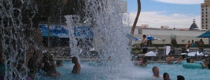Grand Pool Complex Lazy River is one of The 15 Best Hotel Pools in Las Vegas.