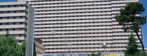 Hospital Central de la Defensa Gómez Ulla is one of Hospitales de Madrid.