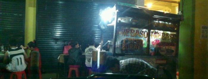 Baso Ceker Braga /dh: Baso Bondon (Maranti) is one of Food Spots @Bandung.