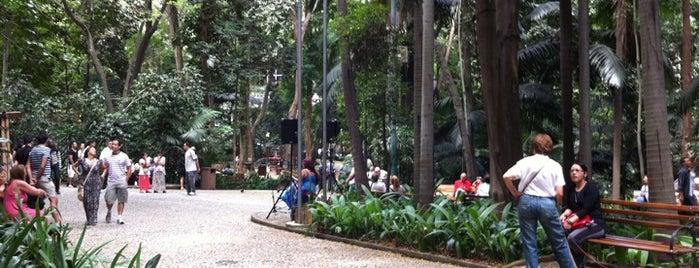Parque Tenente Siqueira Campos (Trianon) is one of 100+ Programas Imperdíveis em São Paulo.