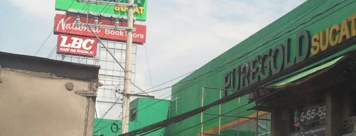 Puregold is one of My malls.