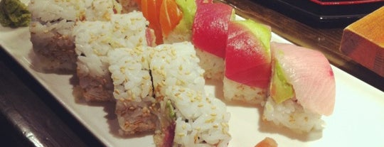 Sushi Avenue is one of places.