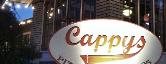 Cappy's Pizza is one of Best food.