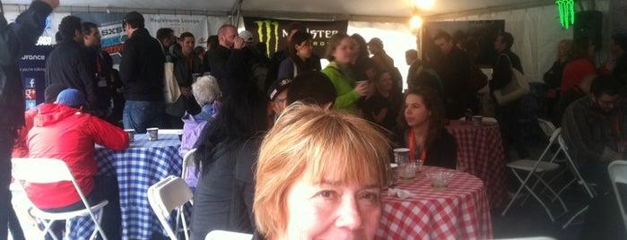 Registrants Lounge SXSW 2012 is one of Speakmans SXSW Venues in Austin.