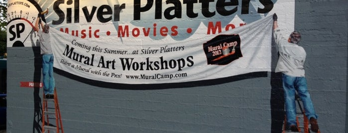 Silver Platters is one of Top 10 favorites places in Seattle, WA.