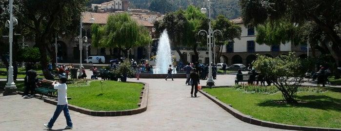 Plazoleta Santa Catalina is one of Perú.