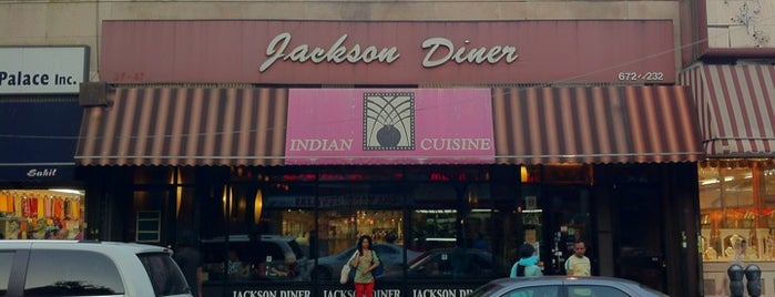 Jackson Diner is one of My NYC Favorite Eats.