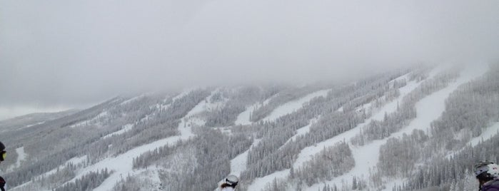 Steamboat Resort is one of Flying High in Colorado.