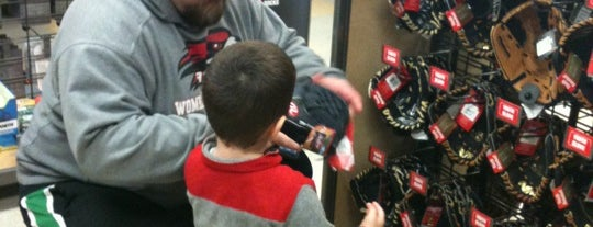 Modell's Sporting Goods is one of Eagles Home Game.