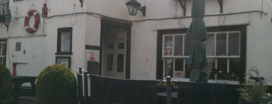Gun Inn is one of England 1991.