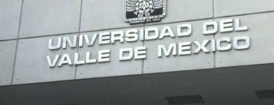 Universidad del Valle de México is one of Universidades Ciudad de México.