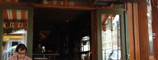 Café De Groene Vlinder is one of Free WiFi Amsterdam.