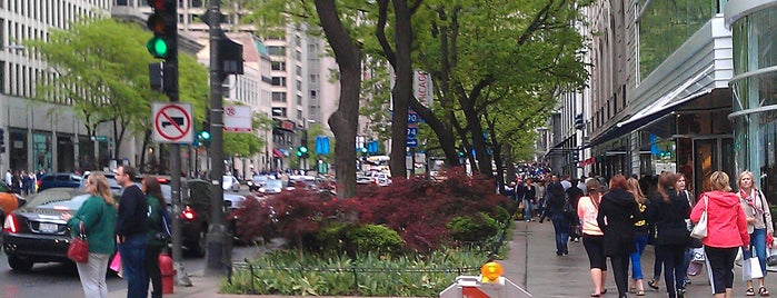 The Magnificent Mile is one of Recommendations in Chicago.