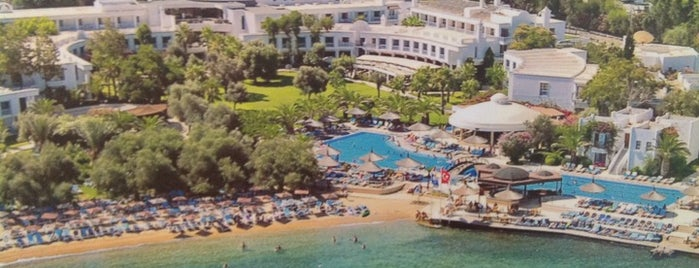 Samara Hotel is one of Bodrum /TURKEY City Guide.