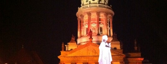 Gendarmenmarkt is one of Best of World Edition part 3.