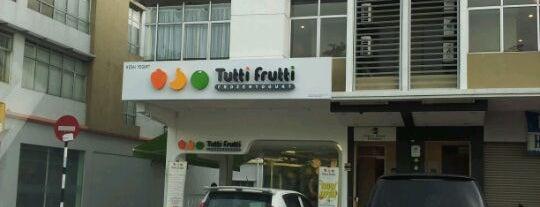 Tutti Frutti is one of Makan Time..