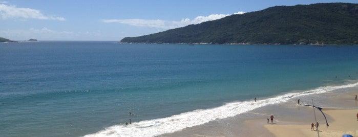Costão da Praia do Santinho is one of Lugares que gostei.