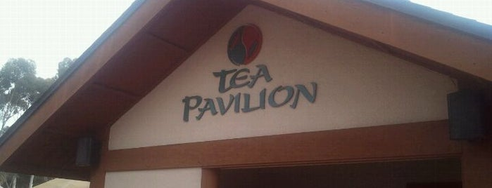 The Tea Pavillion at the Japanese Friendship Garden is one of San Diego.
