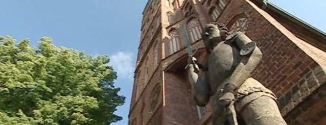 Altstädtisches Rathaus is one of Brandenburg / Germany.