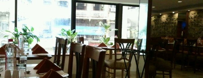 The Shalimar Hotel is one of <Mumbai's Best Hotels>.