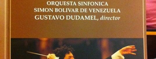 Auditorio Nacional del Sodre Dra. Adela Reta is one of Música clásica en Montevideo.