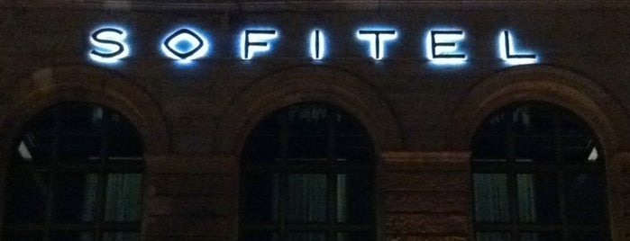 Sofitel Munich Bayerpost is one of Hotels I Enjoyed Staying At.