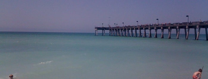 Sharky's Beach is one of Florida!.
