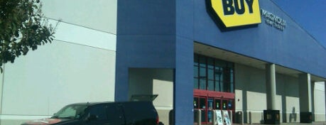 Best Buy is one of * Gr8 Dallas Shopping (non-grocery).