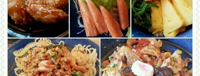 Oishi Ramen is one of Favorite Food.