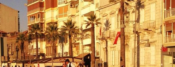 Alsancak is one of İzmir.