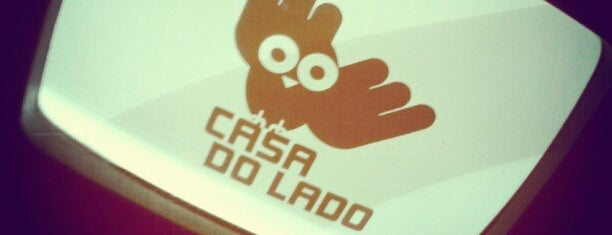 Casa do Lado is one of To do and to go..