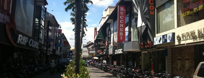 Kuta Square is one of Bali for The World #4sqCities.