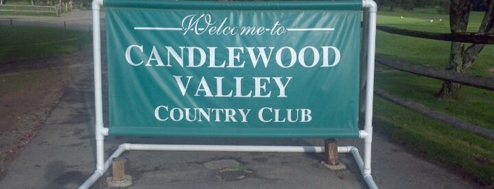 Candlewood Valley Country Club is one of All American's Golf Courses.