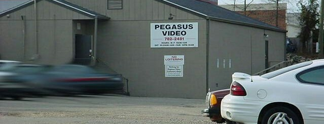 Pegasus Adult Media Center is one of Shawn's (Crusin') Bucket List.