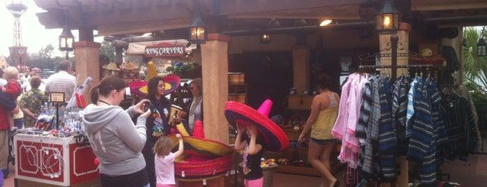 El Ranchito del Norte is one of Walt Disney World - Epcot.