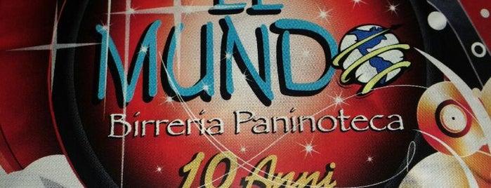 El Mundo is one of Pub & Birrerie.