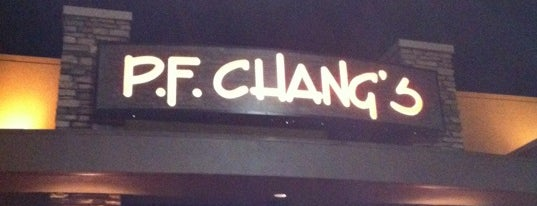 P.F. Chang's is one of Endicott.