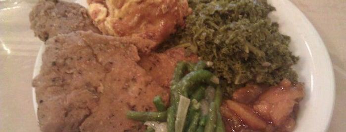 Soul Vegetarian East is one of Chicago Favorites.