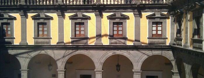 Edificio Carolino is one of Puebla #4sqCities.