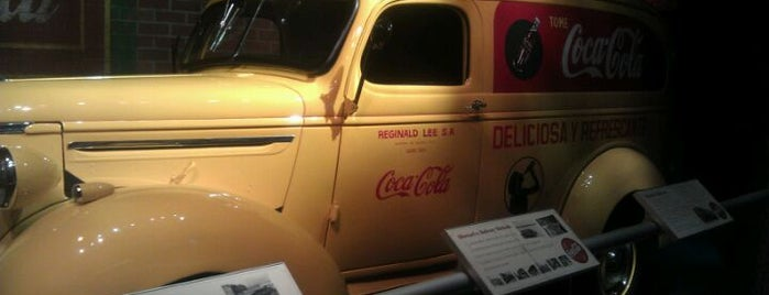 World of Coca-Cola is one of Atlanta's Best Museums - 2012.