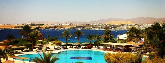 Mövenpick Resort Sharm El Sheikh Naama Bay is one of Be Charmed @ Sharm El Sheikh.