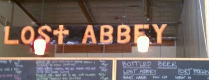 Port Brewing Co / The Lost Abbey is one of Local breweries.