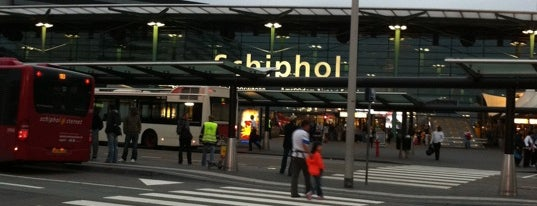 Schiphol Plaza is one of Must-visit Great Outdoors in Amsterdam.