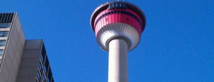 Calgary Tower is one of Canada Favorites.
